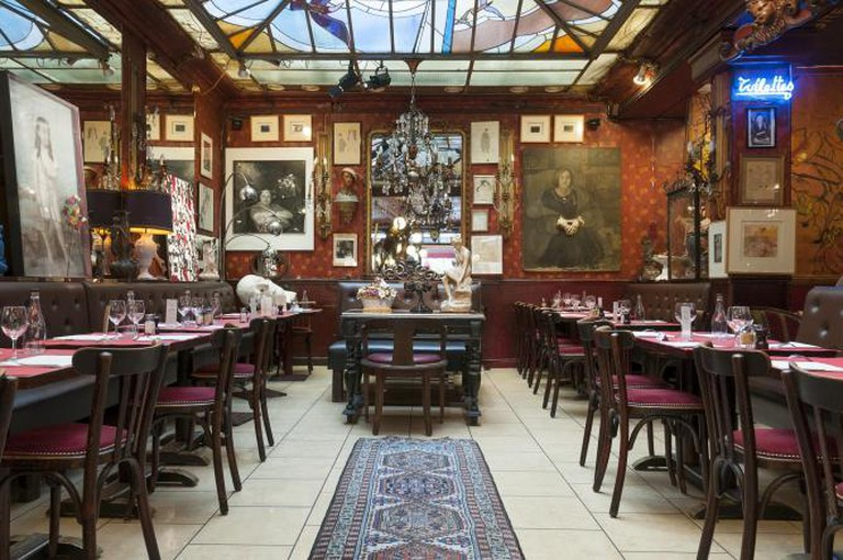 Café du Palais Interior | © FredLaures/Café du Palais