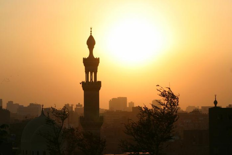 Cairo sunset I