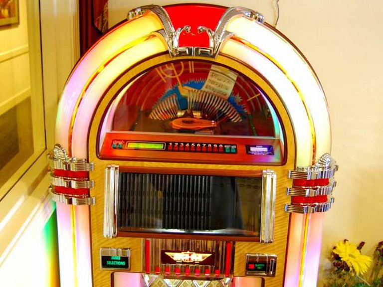 jukebox | © Daniel Orth/Flickr