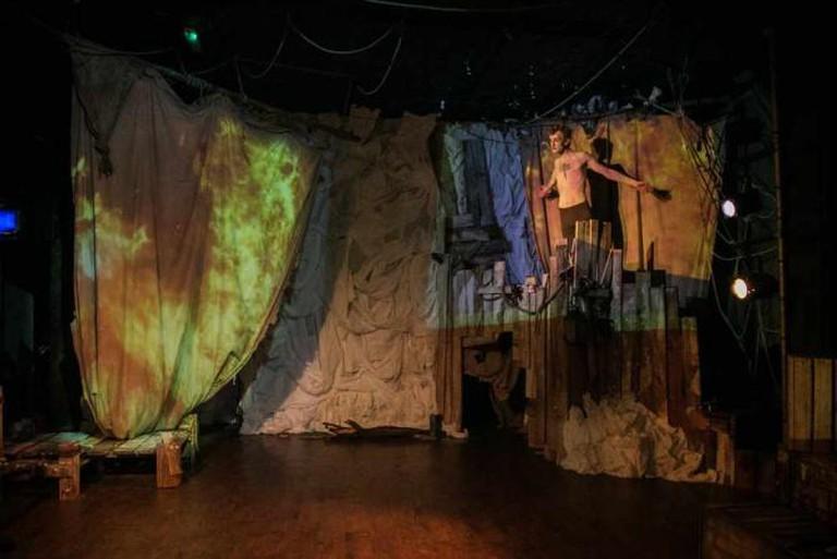 Theatre Workshop, The Tempest   © Cameron Slater