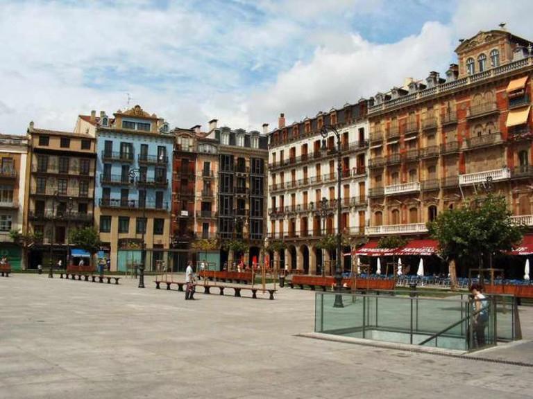 Plaza del Castillo   © stegop/WikiCommons