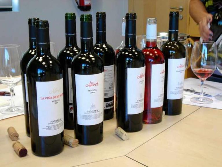Wines from Navarre   © Ward Kadel - @drXeNo/Flickr