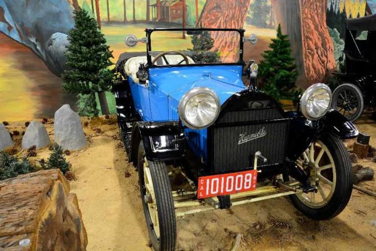 1914 Hupmobile_Joe Balestrini | Courtesy of California Automobile Museum