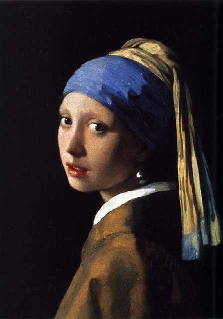 'The Girl With the Pearl Earring' by Johannes Vermeer