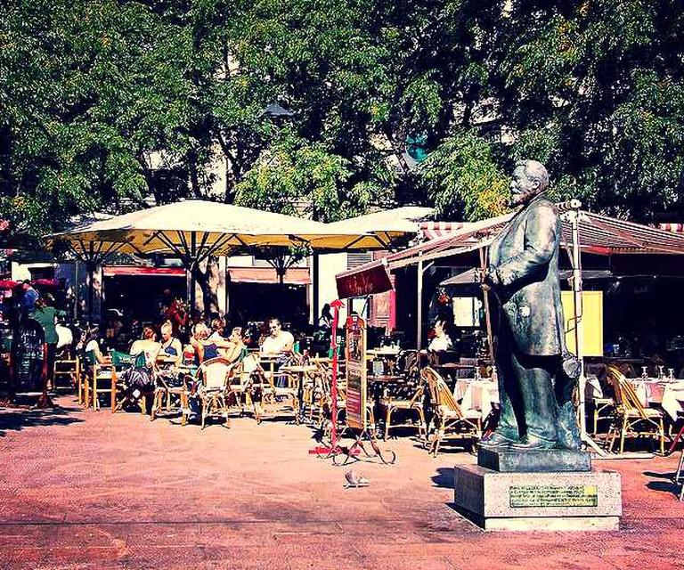 Place Jean Jaurès, Montpellier | © Peter/Flickr