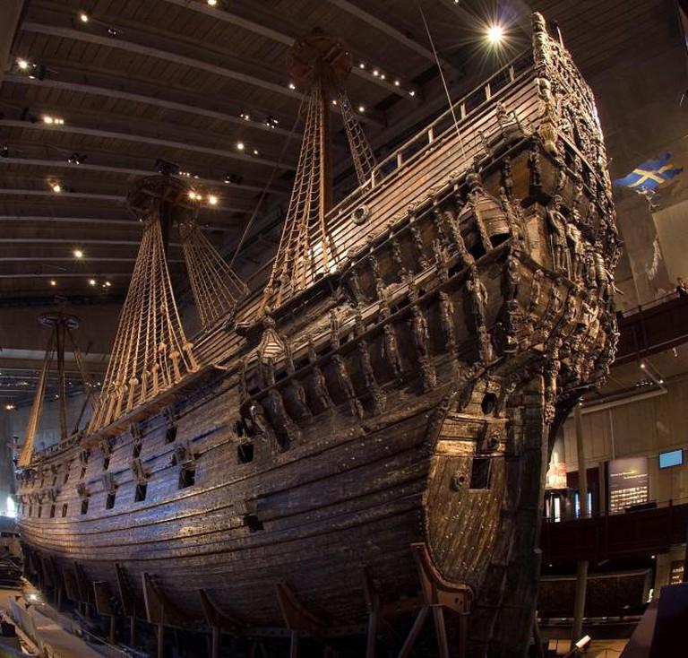 Vasa Ship I Karolina Kristensson, the Swedish National Maritime Museums/Courtesy of Vasa Museum