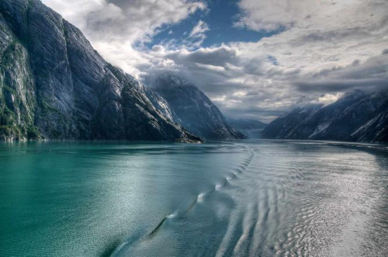 Tracy Arm Fjord | © Andy Cross/Flickr