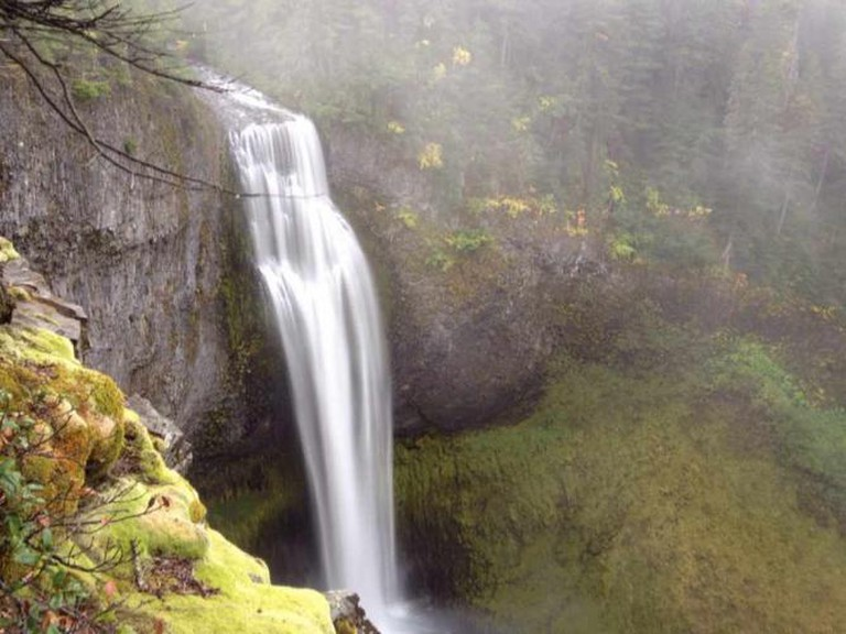 Salt Creek Falls   © James Wellington/Flickr