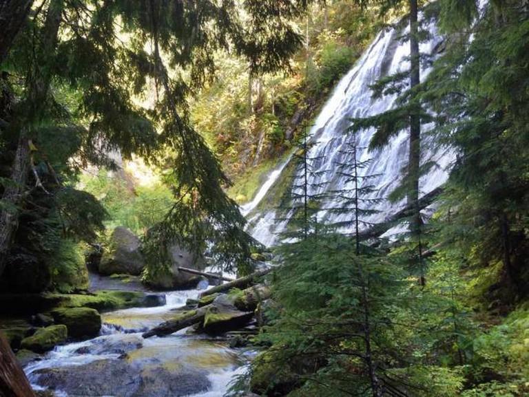 Diamond Creek Falls   © James Wellington/Flickr