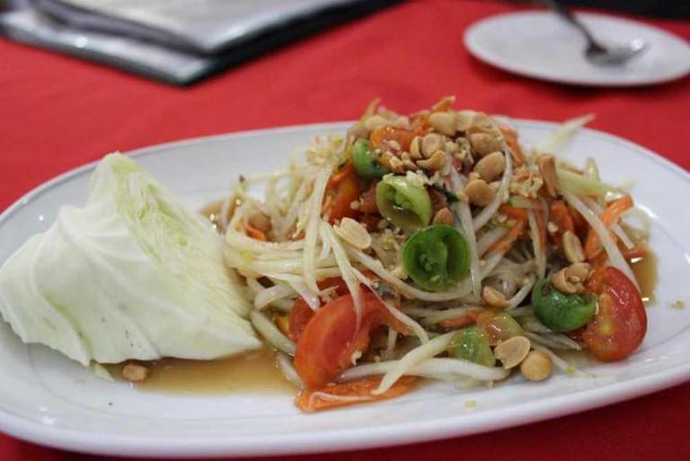 Lao Salad l © Lydie/Flickr