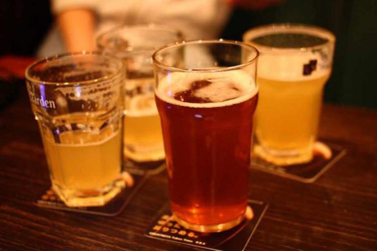 Beers l © Tatsuo Yamashita/Flickr