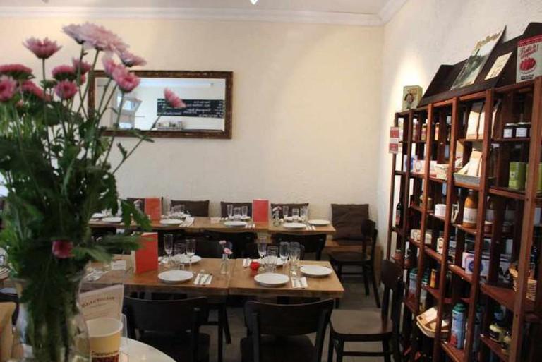 Inside the café l Courtesy of Café Le BeauVoisin