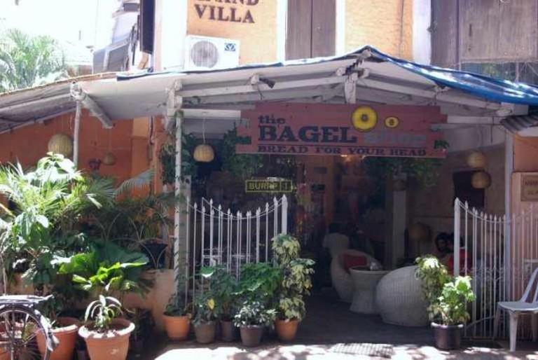 The Bagel Shop | © Burrp.in