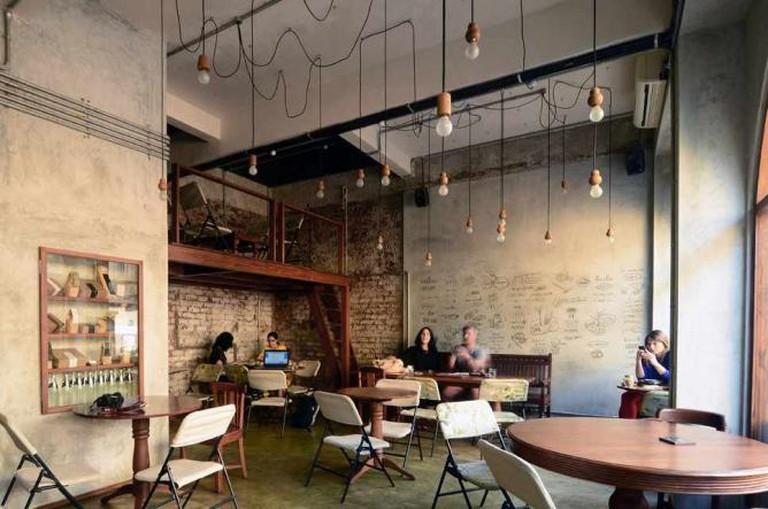 Birdsong Café | © studio eight twenty-three 2015
