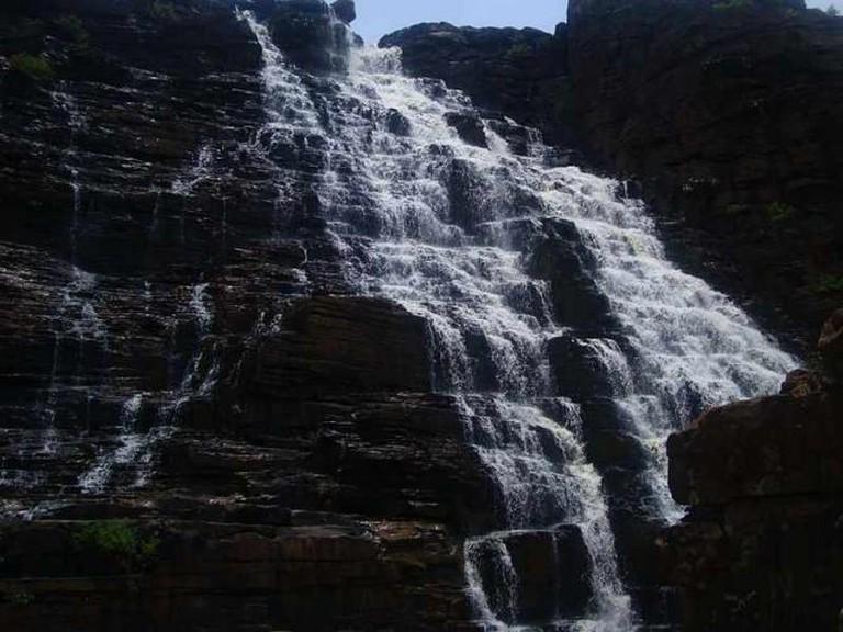 Tirathgarh Falls © Aashishsainik/WikiCommons