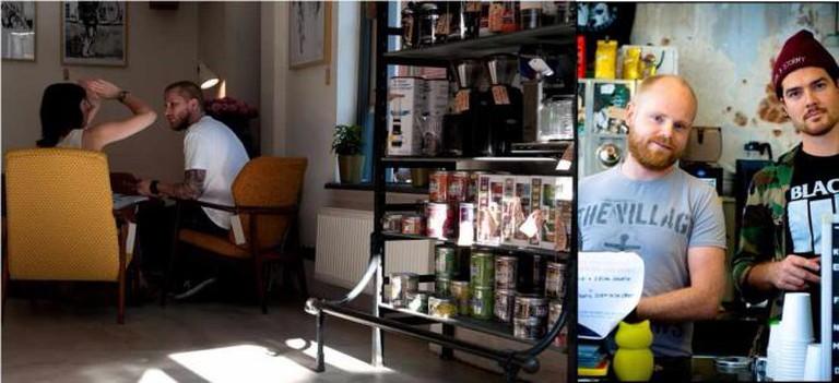 The Village Coffee & Music in Utrecht