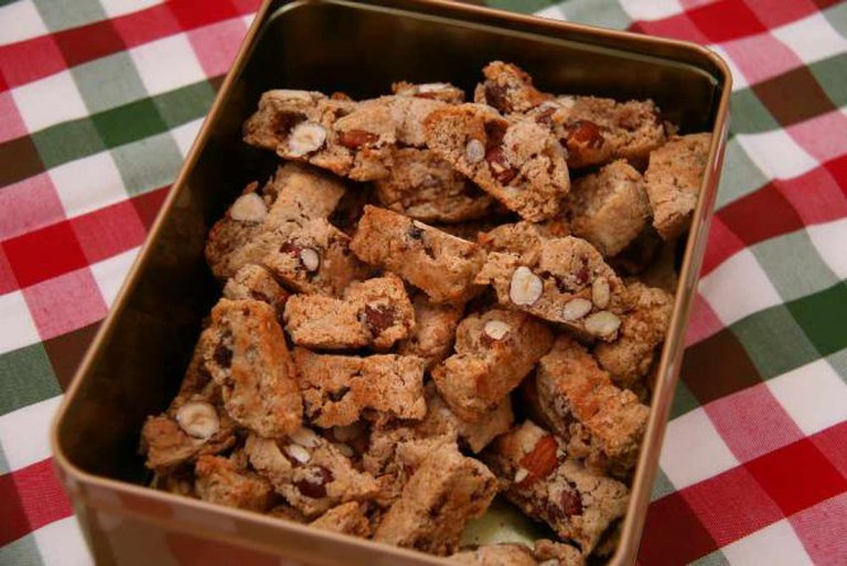 Weihnachts-Cantuccini | © Katrin Gilger/Flickr
