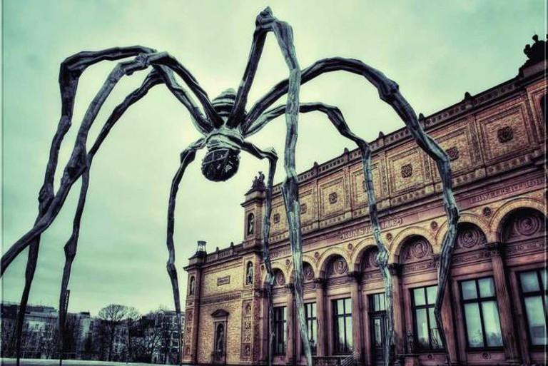The Kunsthalle exterior | © Windschatten/WikiCommons