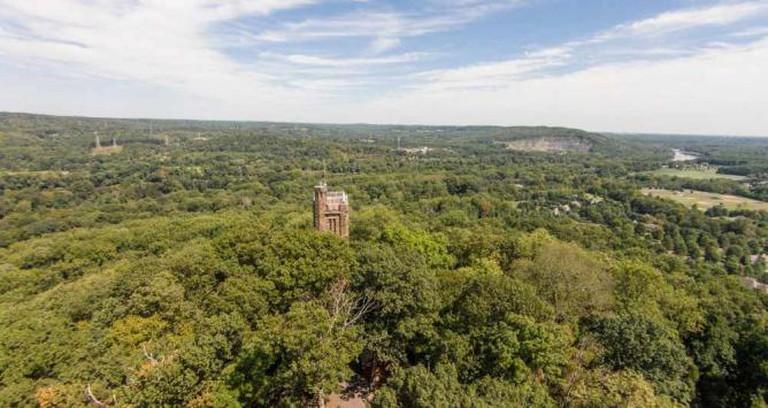 Bowman's Hill Tower, Bucks County | Courtesy of Visit Bucks County
