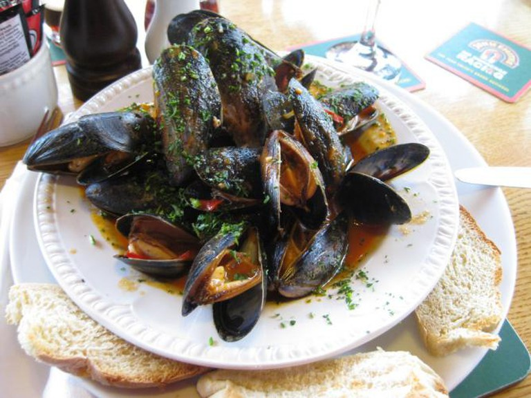 Mussels | © thefoodplace.co.uk/Flickr