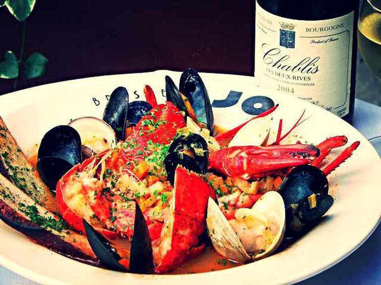 Lobster Bouillabaisse | © ColonnadeBoston/Flickr