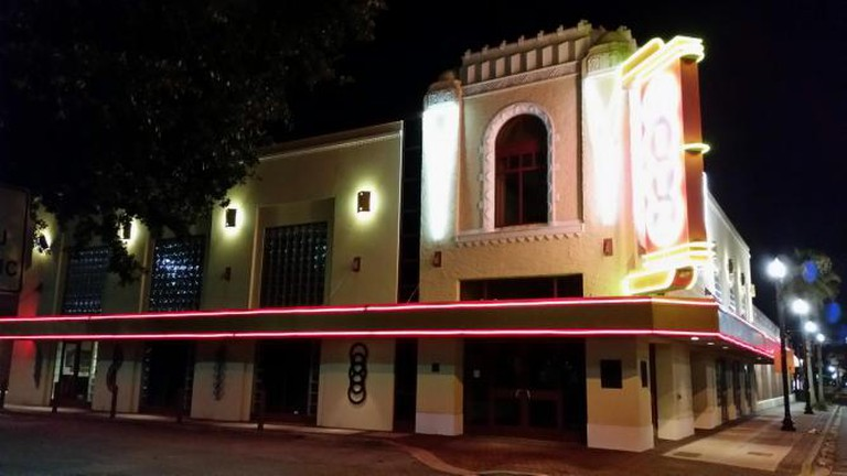 Ritz Theatre and LaVilla Museum | © amateur photography by michel/Flickr