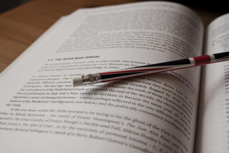 Literature | © gacabo/Flickr
