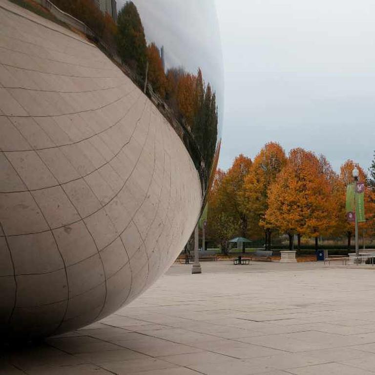 The Bean   © Anne Swoboda/Flickr