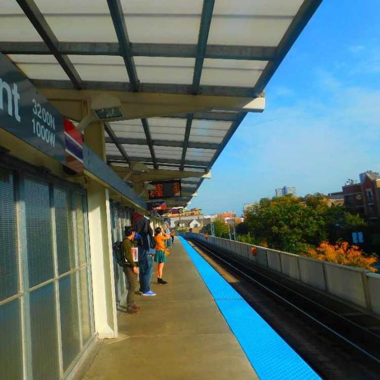 Belmont Station   © Adam Moss/Flickr