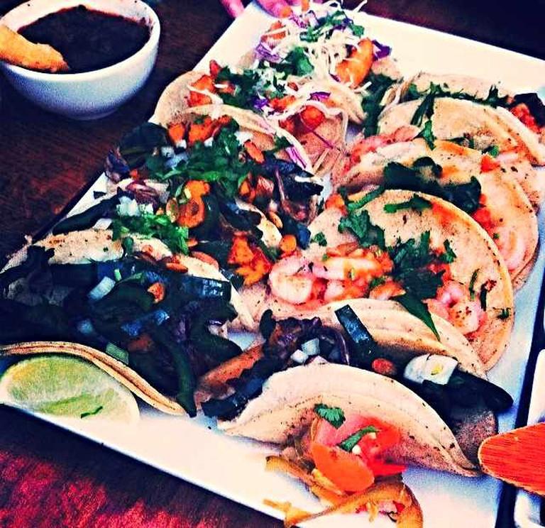 'Hipster' Tacos from Tacolicious SF © Seleba Ouattara
