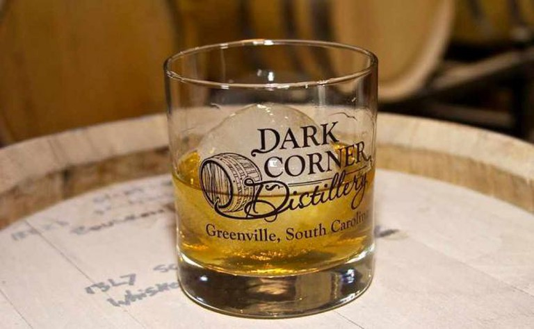 Photo Courtesy of Dark Corner Distillery