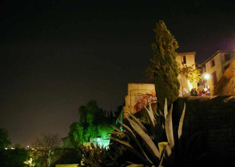 Albaicin at Night