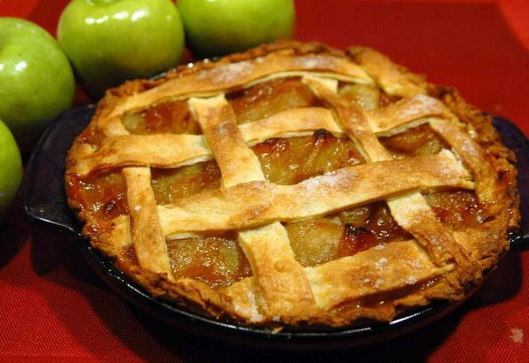 Apple Pie | © Dan Parsons/WikiCommons