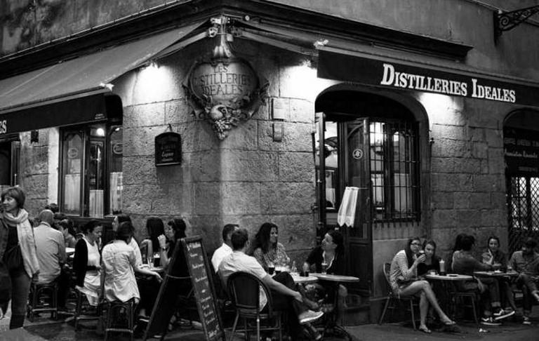 Les Distilleries Idéales | © Scratch_n_Sniff/Flickr