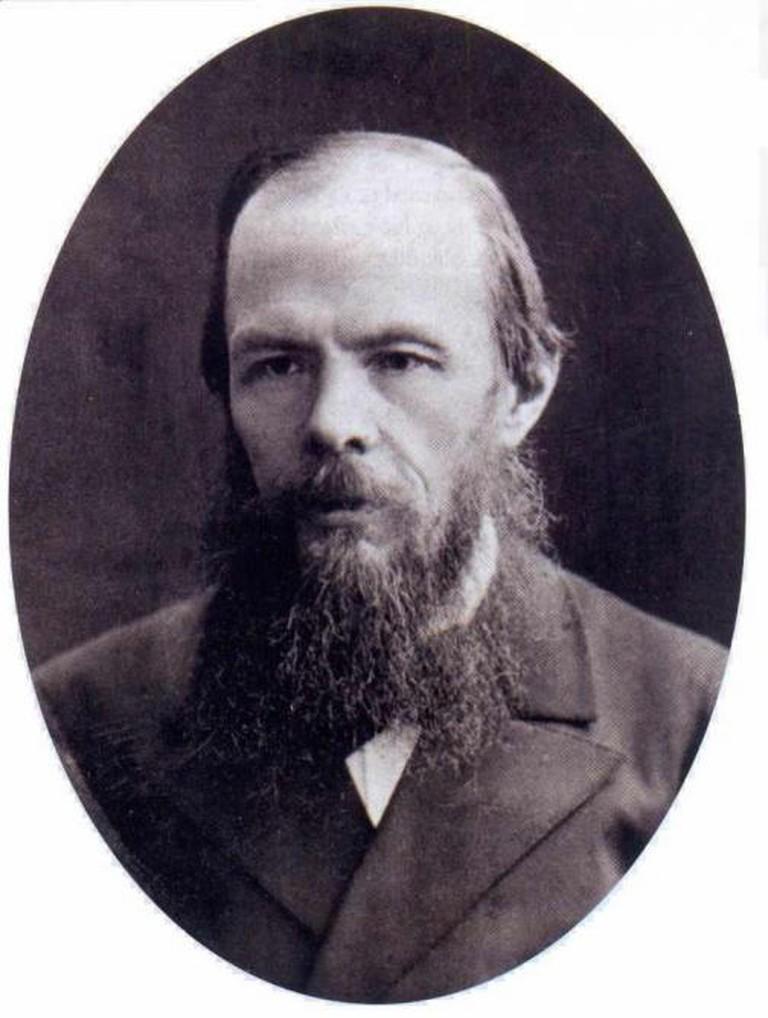 Fyodor Dostoyevsky | © Unknown/WikiCommons