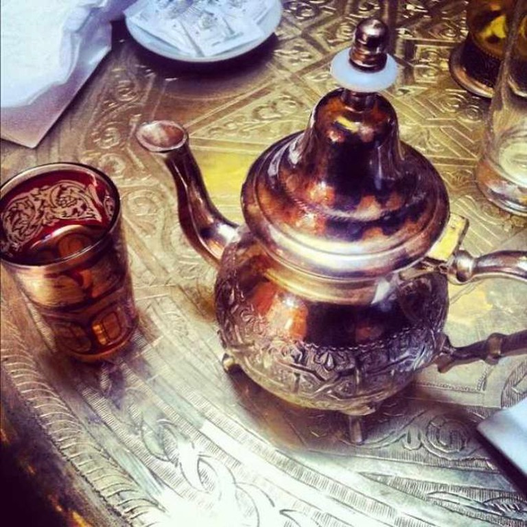 Moroccan Mint Tea | © Jon Juan/Flickr