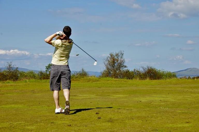 Golf in Scotland l