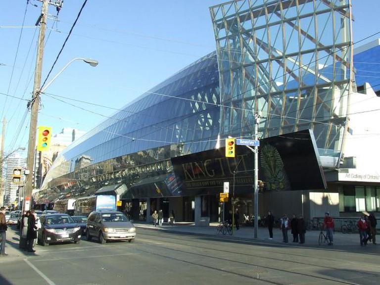 The Art Gallery of Ontario (AGO) | © Laslovargo/WikiCommons