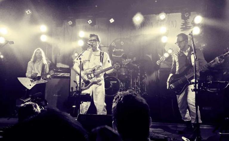 Weezer at the Sinclair © Bradkellyphoto/ Flickr