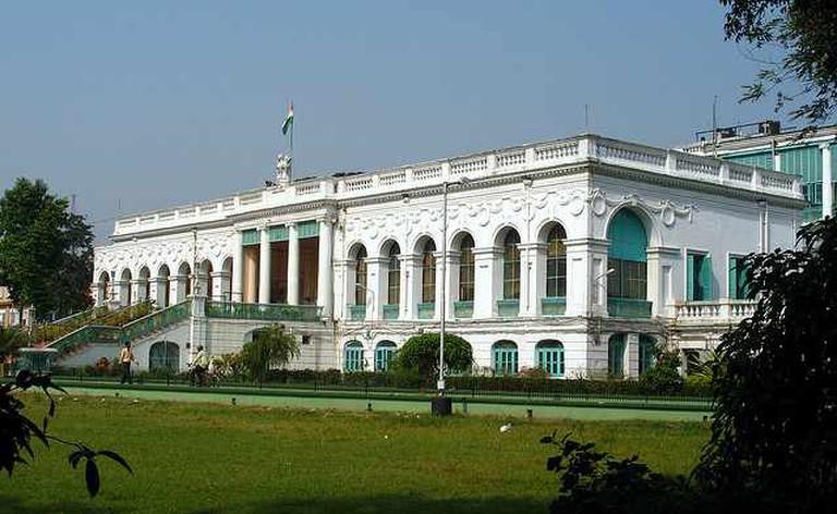 National Library, Calcutta | © Avrajyoti Mitra/Flickr