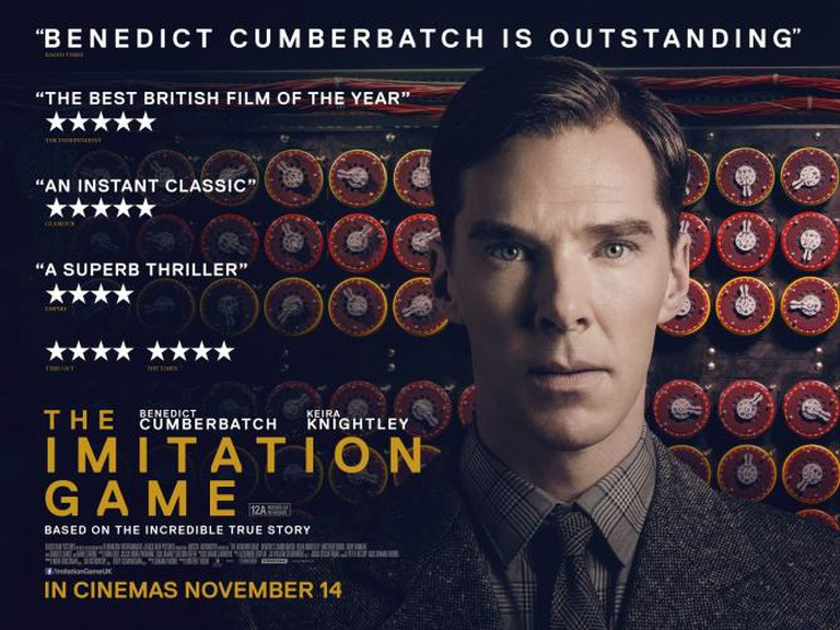 Imitation Game Poster | © The Weinstein Company