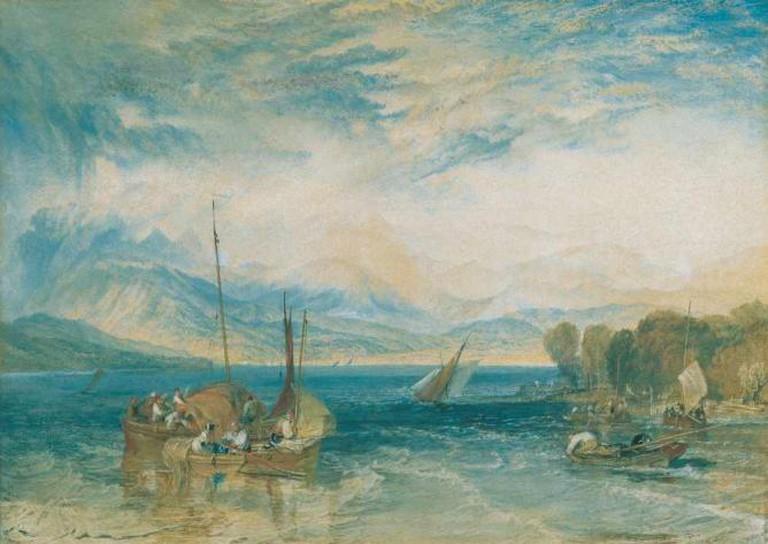Windermere 1821 J. M. W. Turner