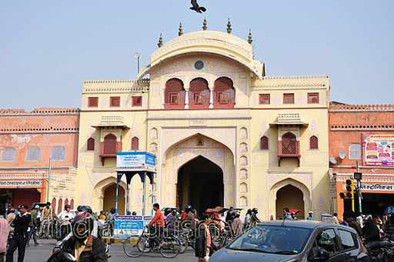 Tripolia Gate | © Ujjawalsunny/WikiCommons