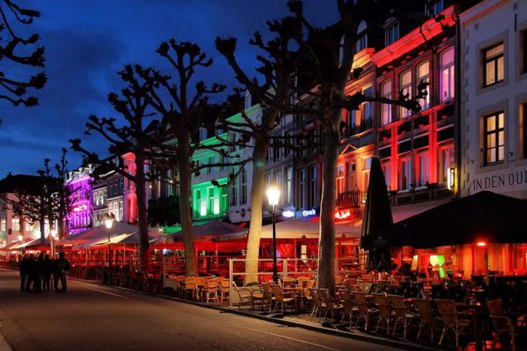 Maastricht: Vrijthof l
