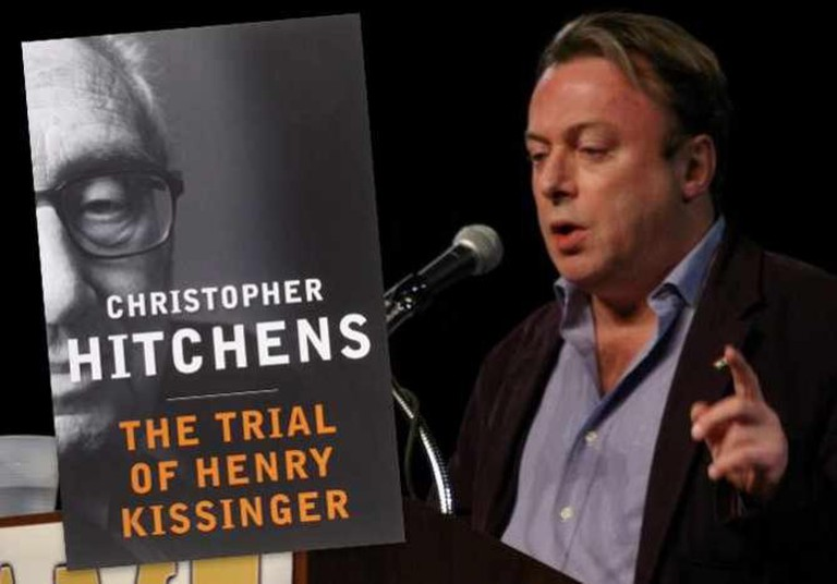 The Trial of Henry Kissinger | © Atlantic Books / Christopher Hitchens | © ensceptico/WikiCommons