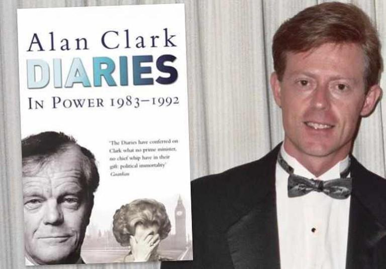 Alan Clark Diaries: In Power | © Weidenfeld & Nicolson / Alan Clark | © Alan Light/WikiCommons