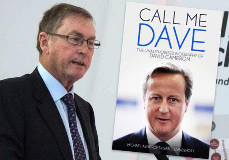 Call Me Dave: The Unauthorised Biography of David Cameron | © Biteback Publishing / Lord Ashcroft presents Zulu at the Policy Exchange-Crossbench Film Society | © Policy Exchange/Flickr