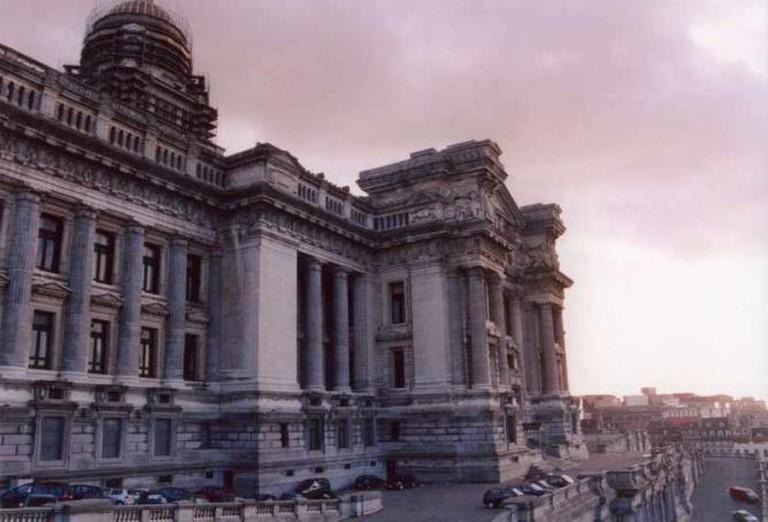 Palais de Justice | © André Mouraux/Flickr
