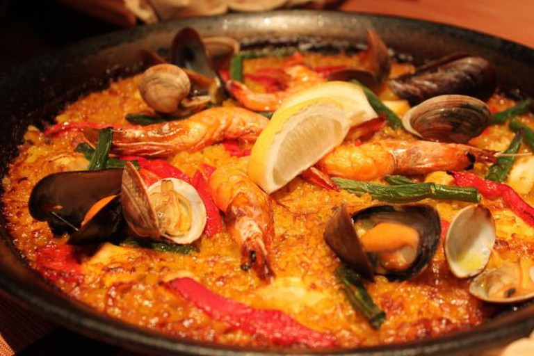 Paella | © Cookie M/Flickr