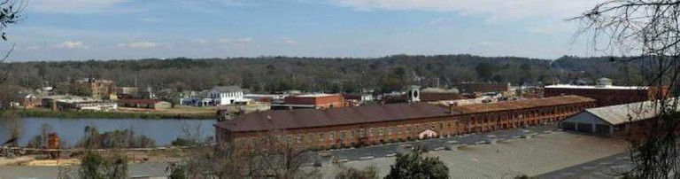 Panorama of downtown Prattville | © Spyder_Monkey/WikiCommons